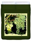 Ripe On The Vine Duvet Cover
