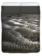Rippled Sand Duvet Cover