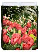 Rising Spring Duvet Cover