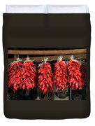 Ristras 1 Hatch New Mexico Duvet Cover