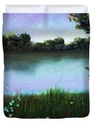 River Bank Duvet Cover