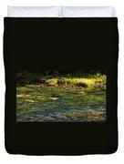 River Colors Duvet Cover