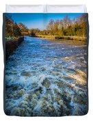 River Medway Kent Duvet Cover