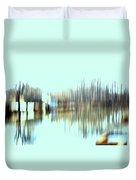 River Mill 2 Duvet Cover