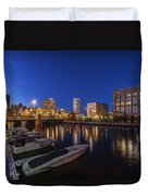 River Nights Duvet Cover