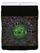 River Of Fate Duvet Cover