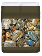River Rocks 14 Duvet Cover