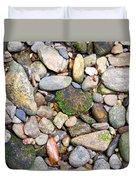 River Rocks 2 Duvet Cover