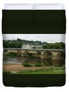 River Vienne - France Duvet Cover