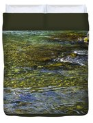 River Water 2 Duvet Cover