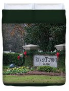 Rivertowne Duvet Cover