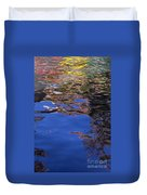 Riverwalk Refletion Duvet Cover