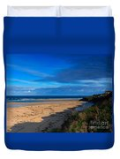 Riviere Sands Cornwall Duvet Cover
