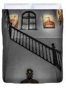 Rizal Shrine Duvet Cover