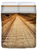 Road To Everywhere Duvet Cover
