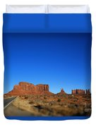Road To Monument Valley V2 Duvet Cover