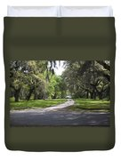 Road To Ruins Duvet Cover