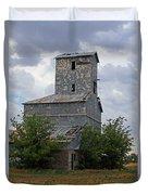 Roadside Barn Duvet Cover