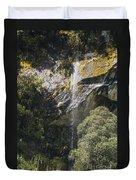 Roadside Falls Duvet Cover