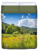 Roan Mountain State Park Duvet Cover