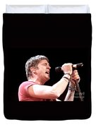Matchbox 20 - Rob Thomas Duvet Cover