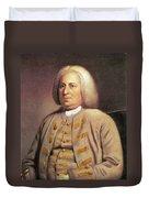 Robert Dinwiddie (1693-1770) Duvet Cover