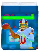 Robert Griffin IIi   Rg 3 Duvet Cover