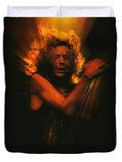 Robert Plant Led Zeppelin Duvet Cover