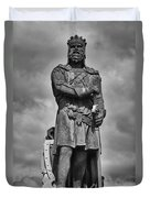 Robert The Bruce Duvet Cover