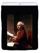 Robert Wood (c1717-1771) Duvet Cover