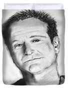 Robin Williams 2 Duvet Cover