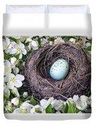 Robin's Nest Duvet Cover
