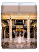 Rochester City Hall Main Hall Duvet Cover