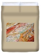 Rock Abstract #2 Duvet Cover