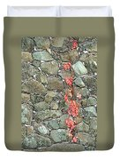 Rock And Ivy Design  Duvet Cover