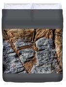 Rock Art Duvet Cover