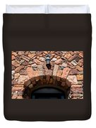 Rock Church Stone Archway - Cedar City - Utah Duvet Cover