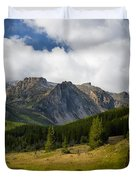 Rock Creek Canyon 1 Duvet Cover by Roger Snyder