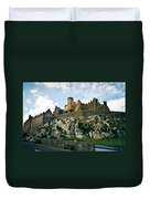 Rock Of Cashel Castle Ireland Duvet Cover