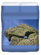 Rock Puzzle Duvet Cover