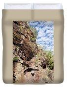 Rock Solid Duvet Cover