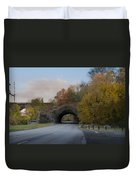 Rock Tunnel - Kelly Dive Duvet Cover