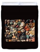 Rock Wall Duvet Cover