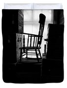 Rocking Chair Duvet Cover by Bob Orsillo