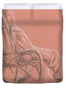 Rocking Chair Duvet Cover