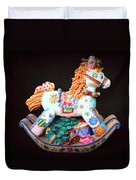 Rocking Horse Duvet Cover