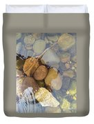 Rocks And Pebbles 2 Duvet Cover