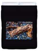 Rocks And Roots Duvet Cover