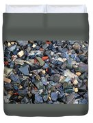 Rocks And Stones Duvet Cover