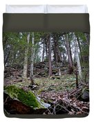 Rocky Hill Duvet Cover